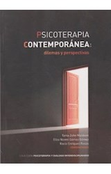 Papel PSICOTERAPIA CONTEMPORANEA, DILEMAS Y PERSPECTIVAS