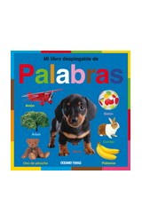 Papel PALABRAS - MI LIBRO DESPLEGABLE DE