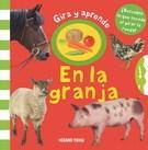 Papel En La Granja - Gira Y Aprende
