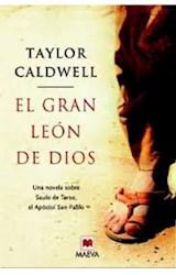 Papel GRAN LEON DE DIOS UNA NOVELA SOBRE SAULO DE TARSO EL APOSTOL SAN PABLO (EXPRES)