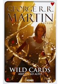 Papel Wild Cards - Ases En Lo Alto (2)