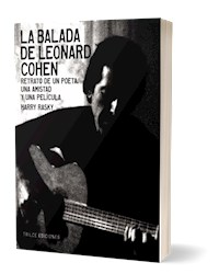 Libro La Balada De Leonard Cohen.