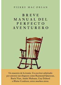 Papel Breve Manual Del Perfecto Aventurero