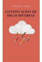 Papel CONTINUACION DE IDEAS DIVERSAS