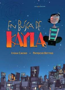 Papel En Busca De Kayla