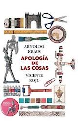 Papel APOLOGIA DE LAS COSAS
