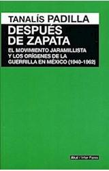 Papel DESPUES DE ZAPATA