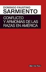 Libro Conflicto Y Armonias De Las Razas De America