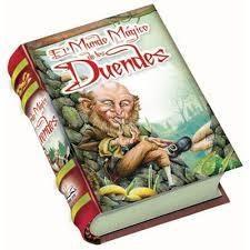 Libro El Mundo Magico De Los Duendes