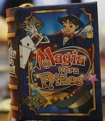 Libro Magia Para Niños