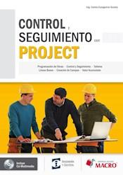 Libro Control Y Seguimiento Con Project