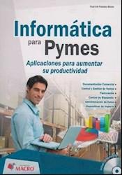 Libro Informatica Para Pymes C/Cd