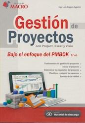 Libro Gestion De Proyectos Con Project , Excel Y Visio