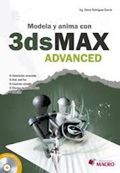 Libro Modela Y Anima Con 3Ds Max Advanced C/Cd