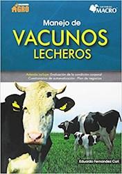 Libro Manejo De Vacunos Lecheros