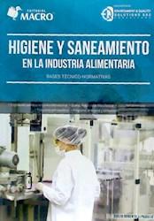 Libro Higiene Y Saneamiento En La Industria Alimentaria
