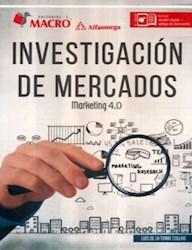 Libro Investigacion De Mercados