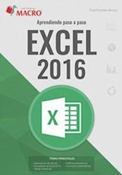 Libro Aprendiendo Paso A Paso Excel 2016