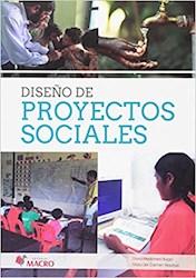 Libro Diseño De Proyectos Sociales