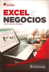 Libro Excel Para Los Negocios