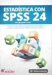 Libro Estadistica Con Spss 24
