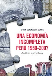 Libro Una Economia Incompleta