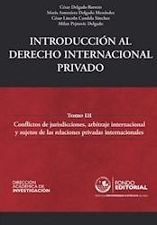 Libro Introduccion Al Derecho Internacional Privado