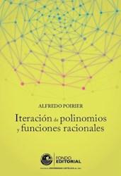 Libro Iteracion De Polinomios Y Funciones Racionales