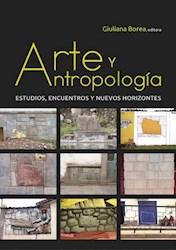 Libro Arte Y Antropologia