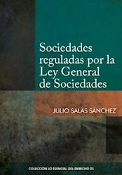 Libro Sociedades Reguladas Por La Ley General De Socieda