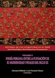 Libro Poesia Peruana: Entre La Fundacion De Su Moderni