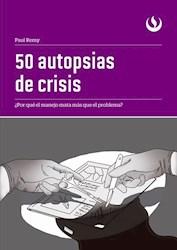 Libro 50 Autopsias De Crisis