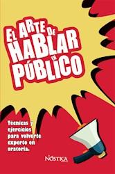 Libro El Arte De Hablar En Publico