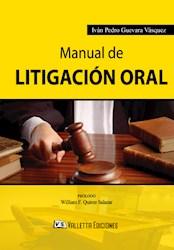 Libro Manual De Litigacion Oral