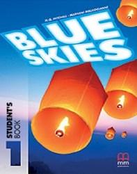 Libro Blue Skies 1 Student'S Book + Cd