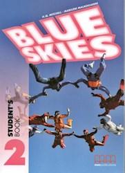 Libro Blue Skies 2 Student'S Book + Cd