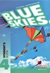 Libro Blue Skies 4 Student'S Book + Cd