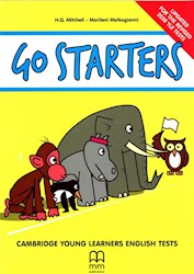 Libro Go Starters Student'S Book ( Rev. For 2018 Yle ) + Cd