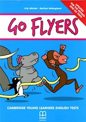 Libro Go Flyers Student'S Book ( Rev. For 2018 Yle ) + Cd
