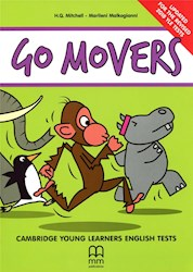 Libro Go Movers Student'S Book ( Rev. For 2018 Yle ) + Cd