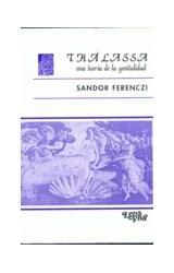 Papel THALASSA (UNA TEORIA DE LA GENITALIDAD)