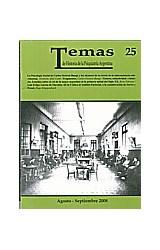Revista TEMAS 26 DE HISTORIA DE LA PSIQUIATRIA ARGENTINA (NOVIEMB
