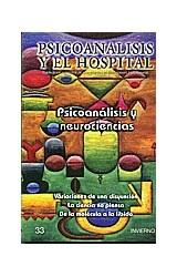 Papel PSICOANALISIS Y EL HOSP-33 (PSICOANALISIS Y NEUROCIENCIAS)