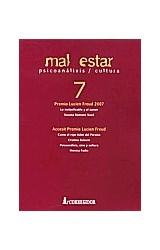 Papel MAL ESTAR N§ 07 (LO INCLASIFICABLE Y EL CANON...)