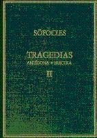 Papel Tragedias. Vol. Ii. Antígona ### Electra