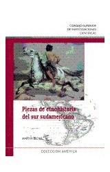 Papel Piezas de etnohistoria del Sur Sudamericano