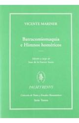 Papel Batracomiomaquía E Himnos Homéricos