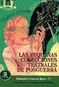 Papel Las Pequeñas Colecciones Teatrales De Posguerra