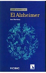 Papel ALZHEIMER, EL (QUE SABEMOS DE?)