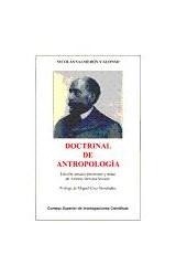Papel Doctrinal de antropología
